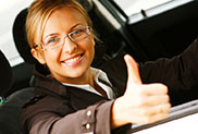 Business Traveler Thumbs Up for Aspen Town Car Services in Minneapolis and St. Paul MN