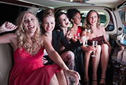 Aspen Limousine Party Celebration Packages in Minneapolis St. Paul MN