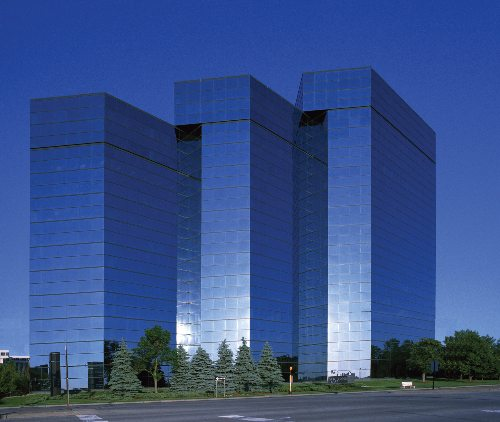 Bloominton MN Office Towers Aspen Location