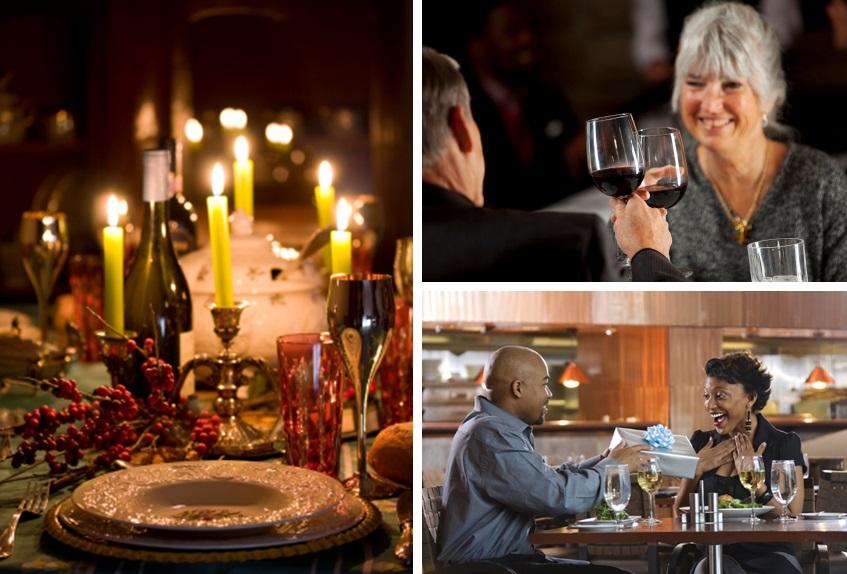 Limousine Dinner Outings 3x3 Photo Montage Minneapolis MN