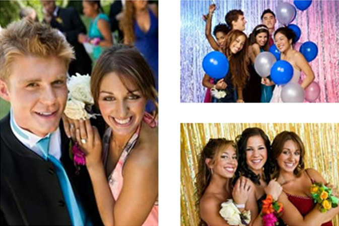 Limo Services Minneapolis for School Dance Montage