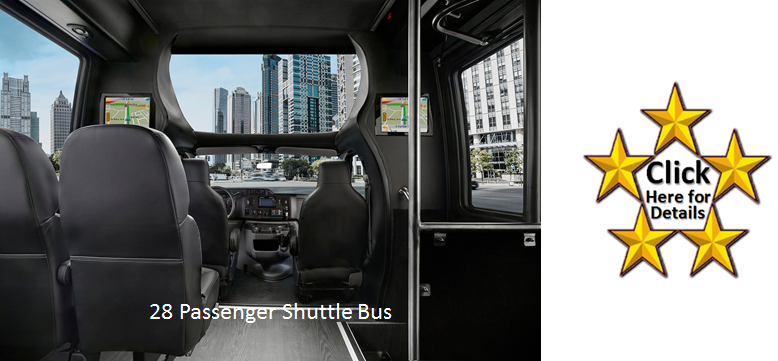 F-550 Luxury Shuttle Bus - Click Here