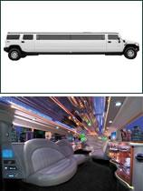 H2 Hummer Stretch Limousine Aspen Limo Minneapolis MN