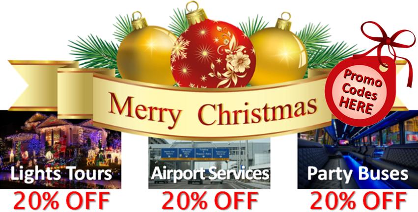 Limousine Christmas Specials Deals Proms Minneapolis MN