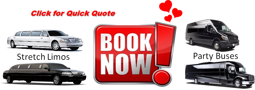 Book Limo Deals for Valentine's Minnesota