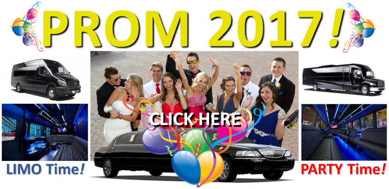 PROM Limos Services Rentals Minneapolis PROM Deals Minnesota