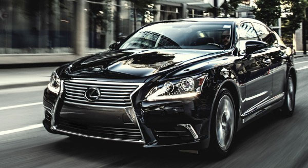 Minneapolis Car Service Luxury Lexus Sedans - Aspen Limo and Car Services Minnesota