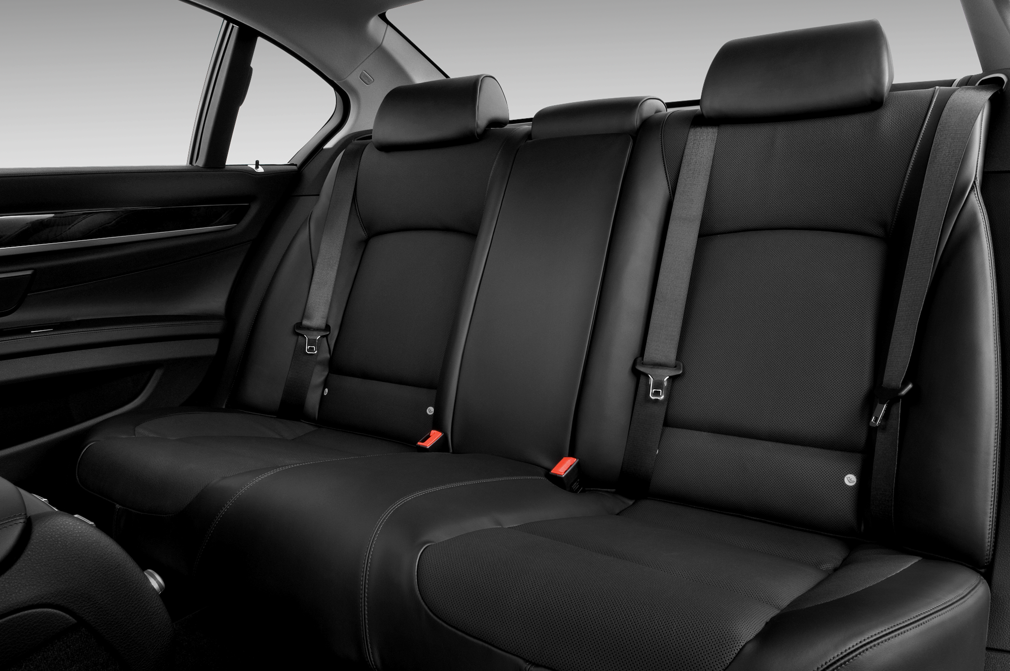 BMW 7-Series Interior Back Seats View Chauffeured Car Services Minneapolis MN / St Paul Minnesota