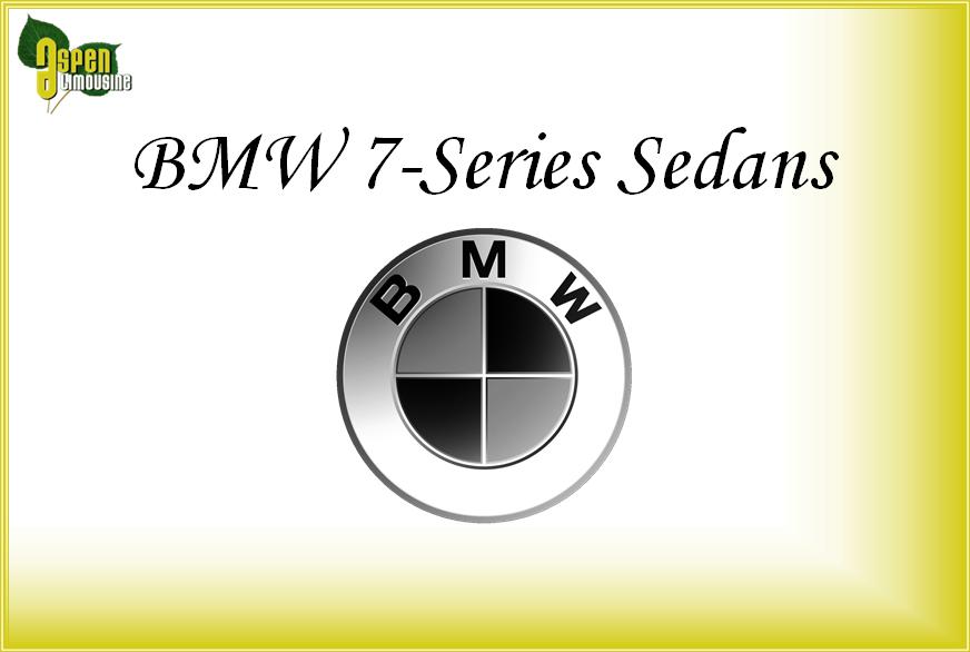 BMW 7-Series Sedans Chauffeured Car Services Minneapolis MN / St Paul Minnesota