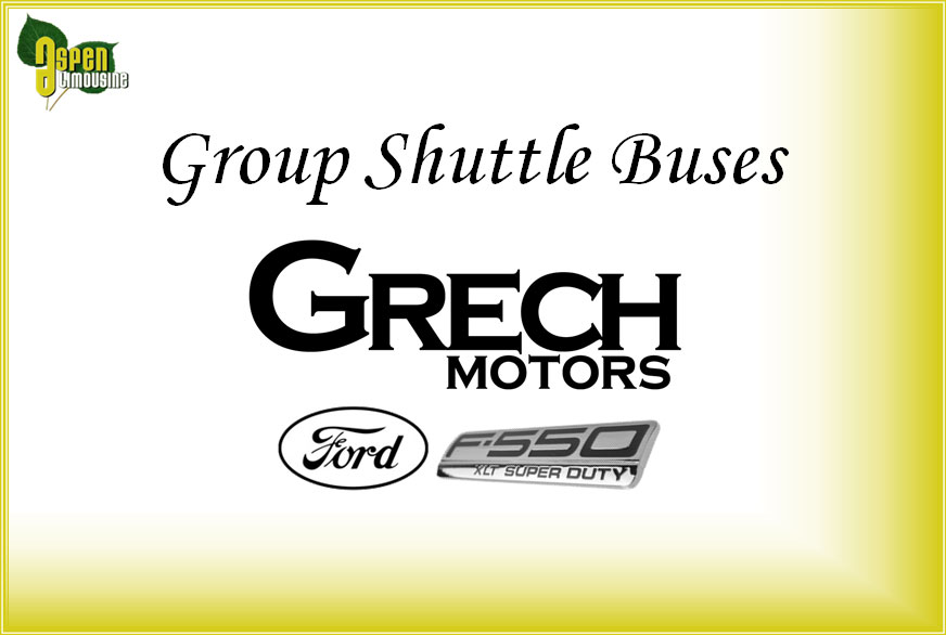 Shuttle Bus Group Transportation Services Minneapolis MN / St Paul Minnesota