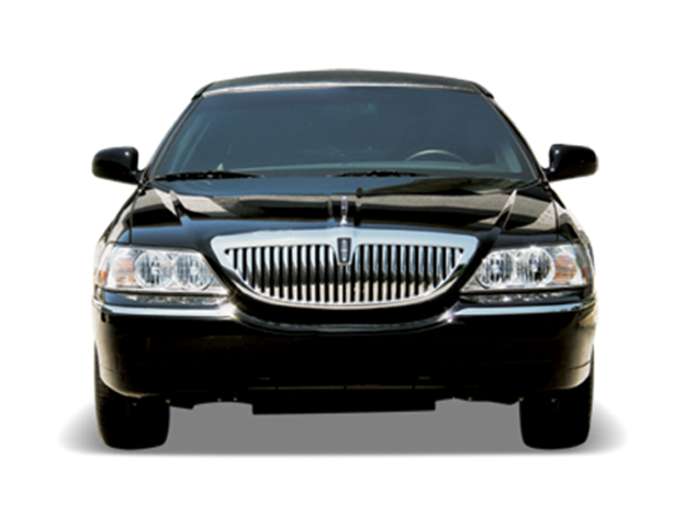 Town Car Services Minneapolis MN / St Paul Minnesota Front View