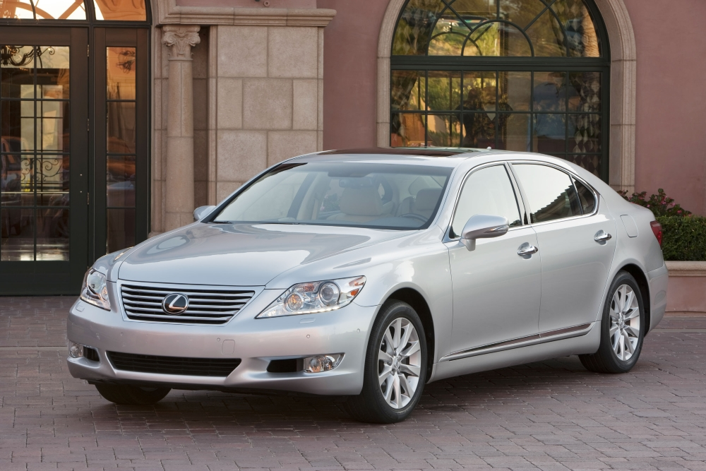 Lexus LS Sedans Car Services Minneapolis MN / St Paul Minnesota Exterior View