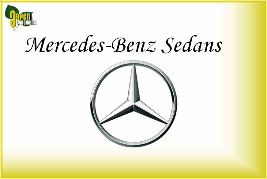 Mercedes E-Class Sedans Introduction Image