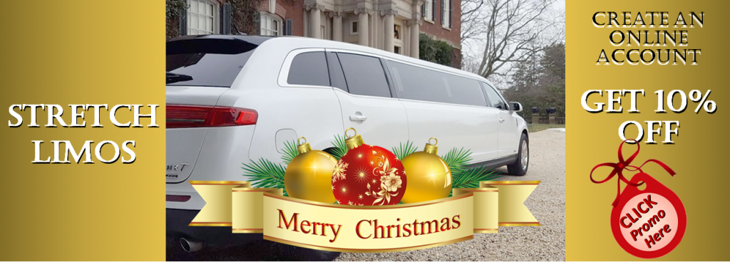 Christmas Holiday Stretch Limousine Services Minneapolis / St Paul Minnesota
