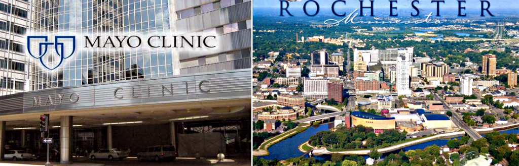 Limo and Car Services from Minneapolis to the Mayo Clinic Rochester MN