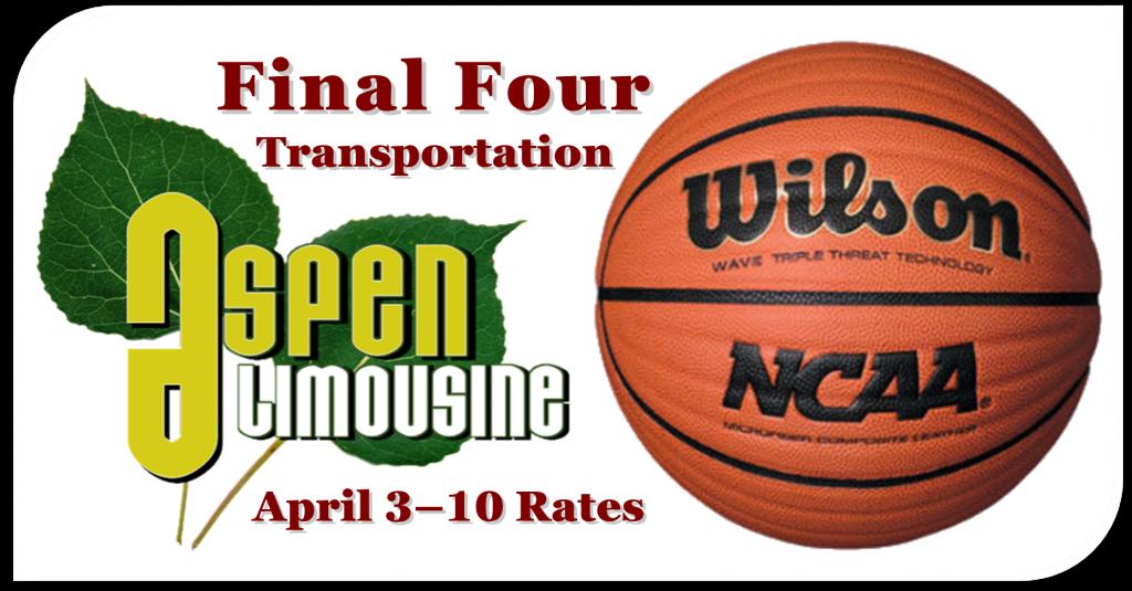 NCAA Basketball - Aspen Logo for NCAA Final Four Minneapolis