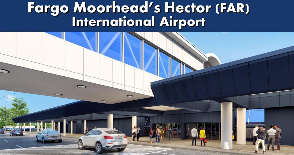 Book Our Minnesota Private Vehicle Transportation Services to or from Minneapolis MSP Airport and Fargo-Moorhead Hector International FAR Airport
