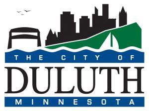 The City of Duluth Minnesota Logo