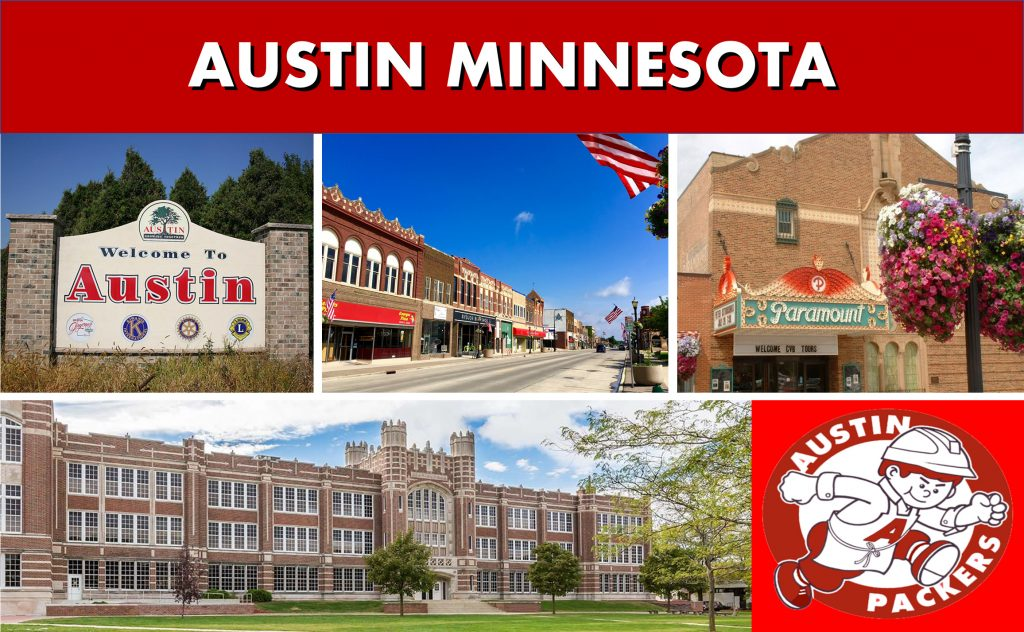 Austin Minnesota Transportation to Minneapolis MN and Private Car Services Minneapolis to Austin MN - SUV Van Shuttle Bus Transportation - Photo Montage
