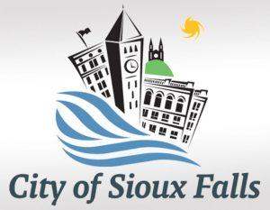 City of Sioux Falls South Dakota Official City Logo Image
