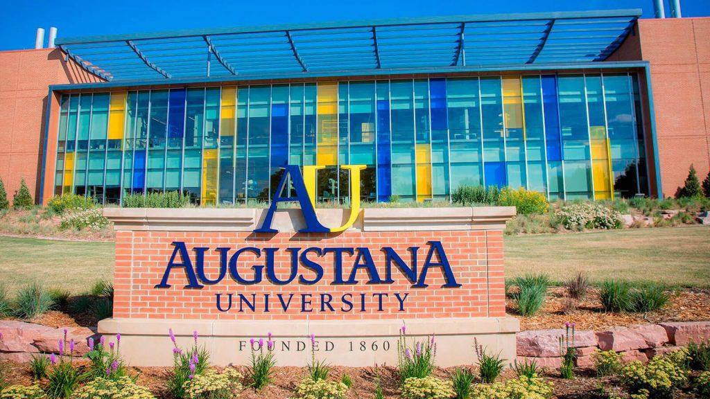 Augustana College SD - South Dakota - Campus Image
