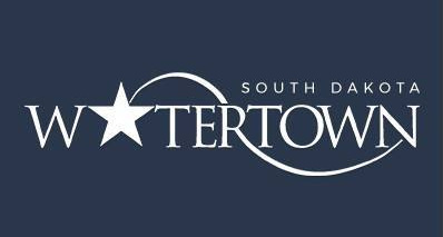 Watertown South Dakota Official City Logo Image