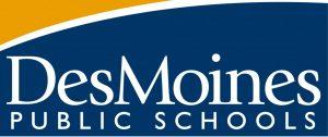Des Moines Iowa Public Schools Logo Image