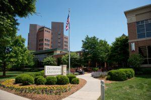 Des Moines University DMU Medical School Campus Photo