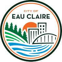 Eau Claire WI Wisconsin City Logo