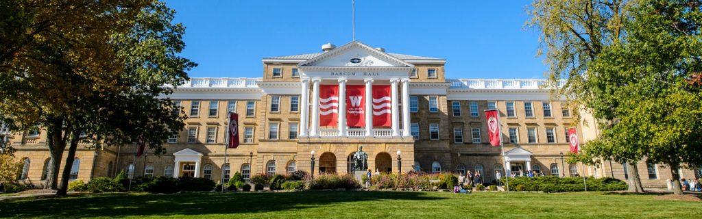 Madison Wisconsin - University of Wisconsin - Madison