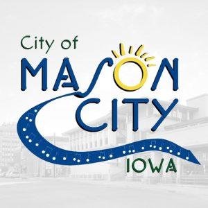 Mason City Iowa - City Logo