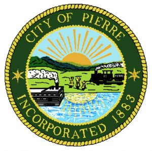 Pierre SD Official City Logo Image