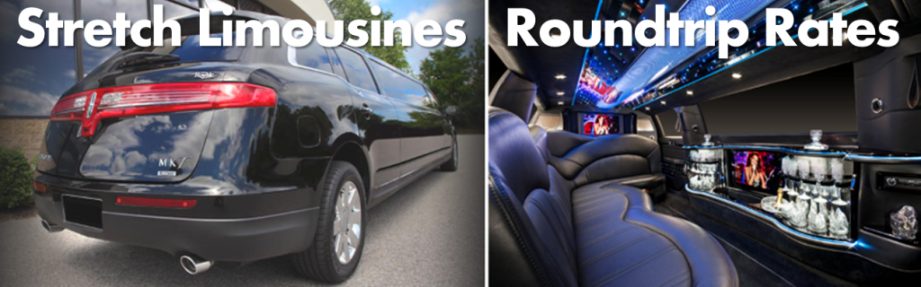 Stretch MKT Limousines 6,8,10 Passenger Rates