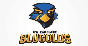 UW Eau Claire - Blugold Student Mascot - Logo - Eau Claire University of Wisconsin