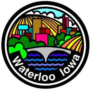 Waterloo IA City Logo Image
