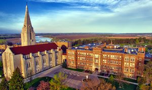 Watertown SD - Mount Marty University - South Dakota