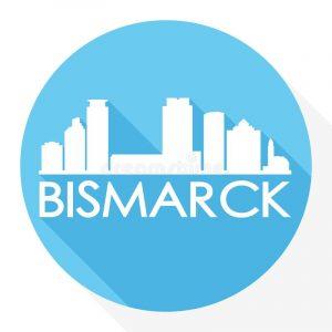 Bismarck ND - Official City Seal Logo Image