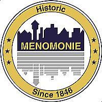 Menomonie Wisconsin - Official City Seal Logo Image